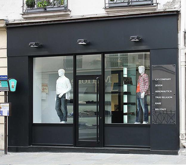 Deco Facade Magasin Id E Inspirante Pour La
